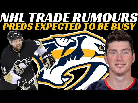 NHL Rumours - Preds interested in Duchene & Kessel?