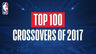 Top 100 Crossovers and Handles From 2017 - Video Youtube