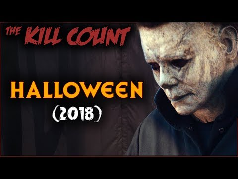 Halloween (2018) KILL COUNT