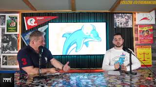 Phins in the Family ep.3 Free Agency