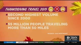 AAA's Thanksgiving Holiday Travel Advice