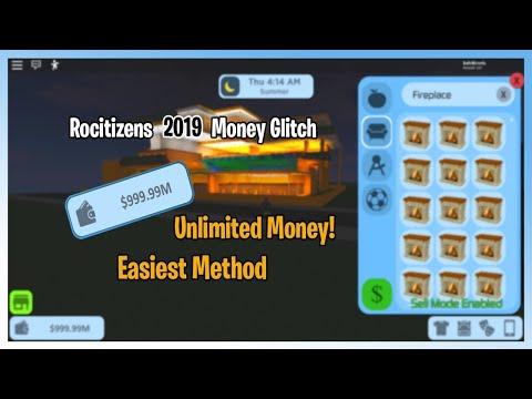 ROCITIZENS MONEY GLITCH (2020)!  [ROBLOX]