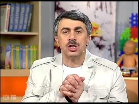 О ларингите Комаровский Е.О.