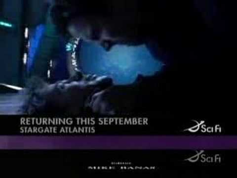 Stargate Atlantis Season 4 Trailer