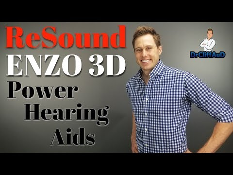 ReSound ENZO 3D Power Hearing Aids Review