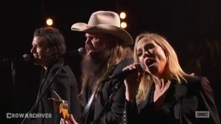 "Chris Stapleton, Sheryl Crow, Brandon Flowers - ""Don't Let Me Down"" (LIVE, 5 Dec 2015)"