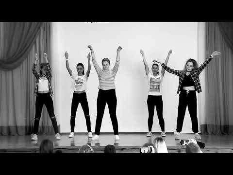 Крутой танец под современные и популярные песни