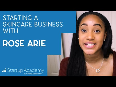 , title : 'How To Start A Skincare Business Feat. Alicia | Startup Academy