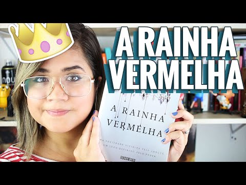 A RAINHA VERMELHA por Victoria Aveyard