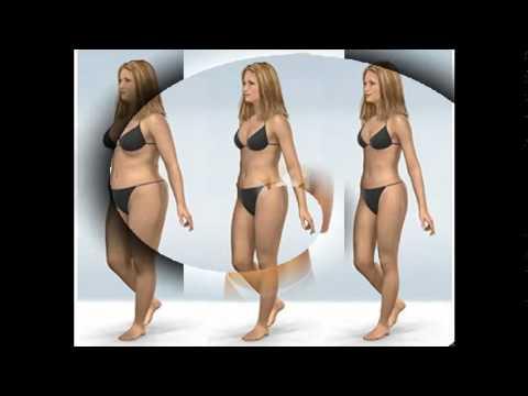 Упрожнения для похудения живота