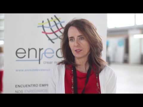 Entrevista a Esther Valero, Social Media Andana Comunicación en Enrédate Requena[;;;][;;;]