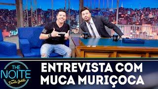 Entrevista com Muca Muriçoca  The noite (06/11/18)
