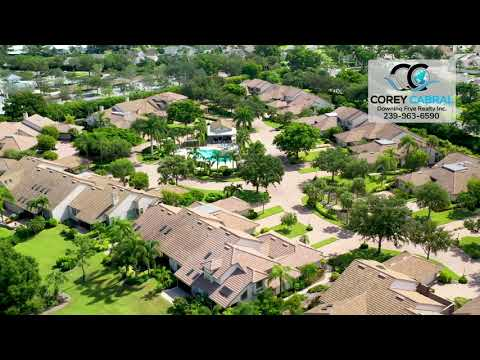 Pelican Bay The Villas at Pelican Bay Naples, Florida villa video
