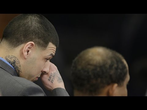 So much sadness surrounded the life of Aaron Hernandez