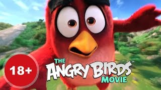 ANGRY BIRDS В КИНО РУССКИЙ ТРЕЙЛЕР 3 / THE ANGRY BIRDS MOVIE OFFICIAL THEATRICAL TRAILER 3 (RUS)