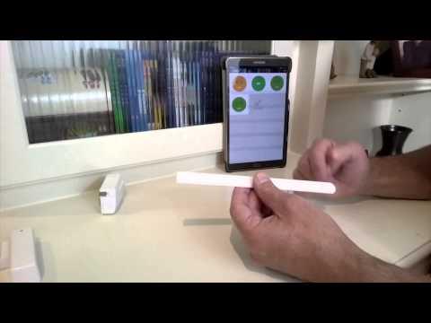 Strips ZWave Door Sensor for SmartThings