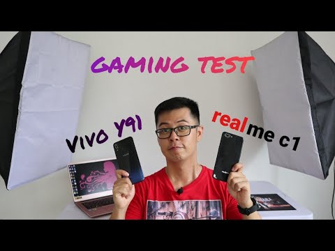 Download Vivo y91 VS Realme C1 Test Gaming - Indonesia HD Mp4 3GP Video and MP3
