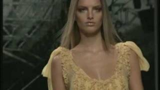 Moda Cosmo: Elie Saab Primavera Verano 2009