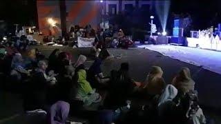 Galang Donasi, Mahasiswa UIN Jakarta Gelar Panggung Cinta Untuk Lombok