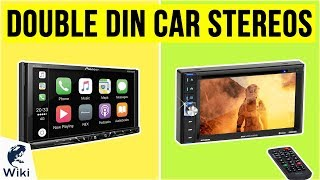 10 Best Double DIN Car Stereos 2020