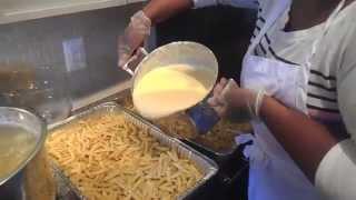 Mac N Cheese for 100