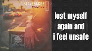 STAVESACRE MCMXCV BREATHE ME LYRIC VIDEO