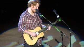 NEW SONG   Forever  Ed Sheeran Red Rocks June 29, 2015