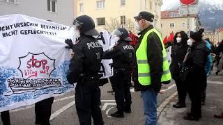 """Demo """"Grenzen töten"""" 30.01.2021"""
