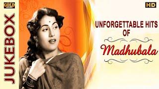 Unforgettable Hits Of Madhubala   Video Songs Jukebox.