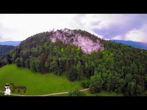 range-test-with-snowman--long-range-fpv-quadcopter-flying