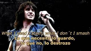 Problem Child (Live/Vivo) - AC/DC - Español e Inglés