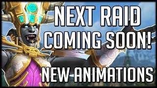 Battle of Dazar'alor RELEASE DATE & Even More New Spell Animations   WoW Battle for Azeroth