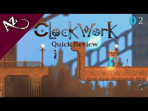 Clockwork - Quick Game Review video thumbnail
