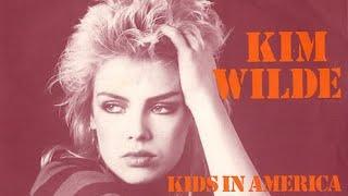 Kim Wilde - Kids In America - 80's Lyrics