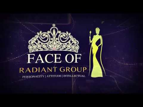 Face of RaDiant Group Grand Finale | RaDiant Group