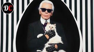 Karl Lagerfeld - dziwak, który zmienił świat mody, ale nie zdobył serca royalsów