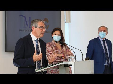 Presentación de la participación de Turismo Costa del Sol en Fitur 2021, de la campaña de reactivación y de un vídeo promocional del destino