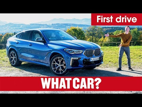 2020 BMW X6 SUV review – why it's better than ever | What Car?