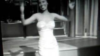 Dorothy Dandridge Clip Singing At Velvet Niteclub 1953