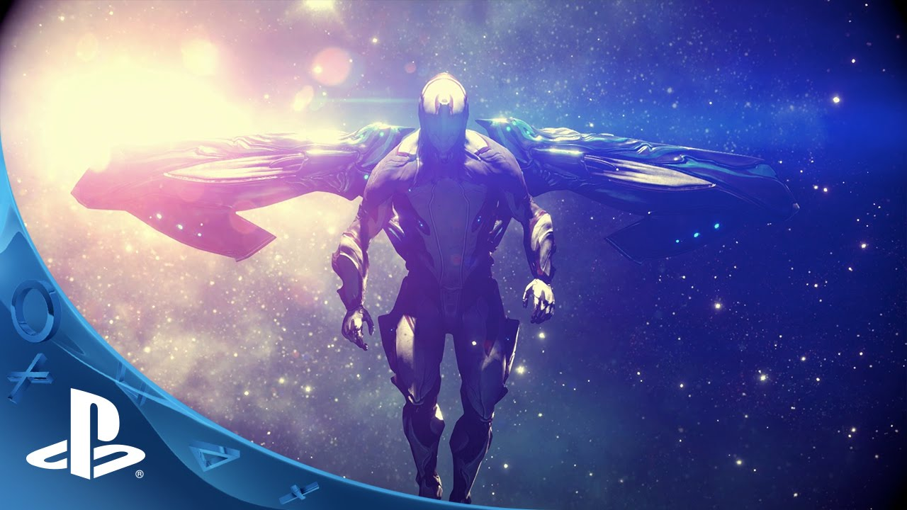 """Warframe: Archwing Update Puts the """"Space"""" in Space Ninja Today"""