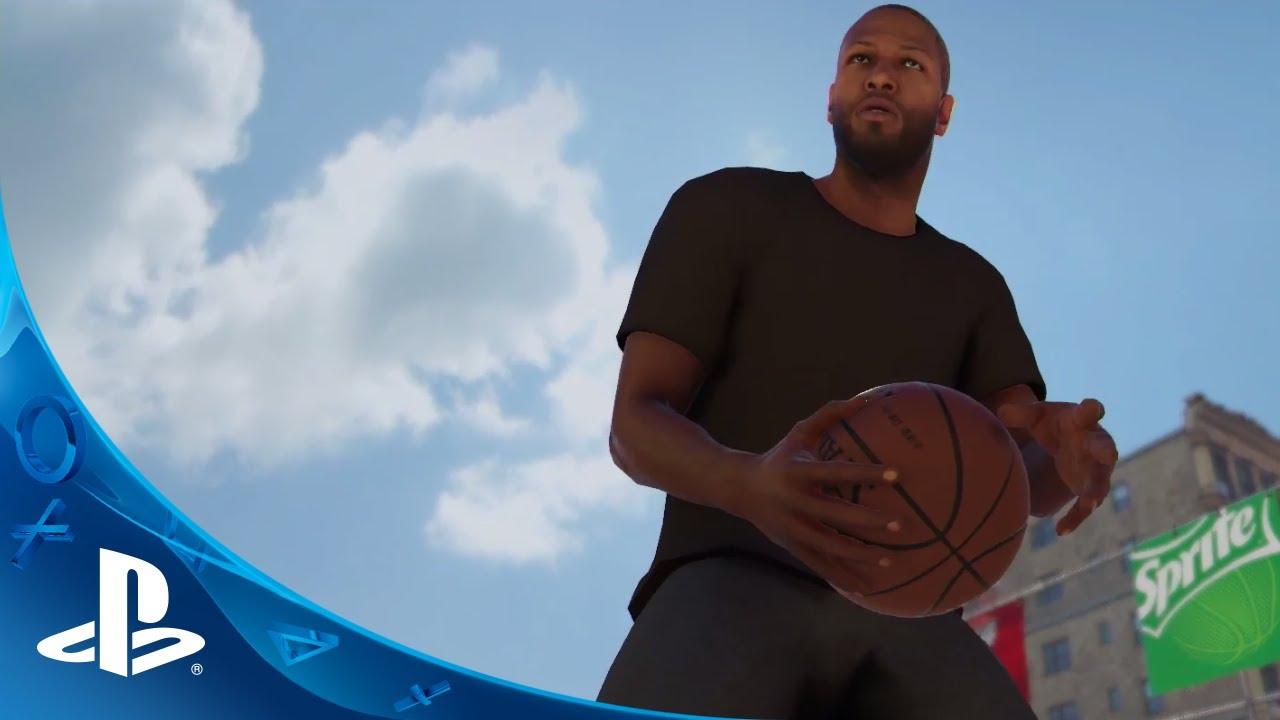 NBA 2K14 PS4 Dev Diary: MyCAREER