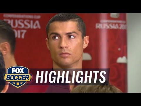 Portugal vs. Mexico | 2017 FIFA Confederations Cup Highlights
