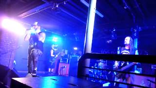 36 Crazyfists: The All Night Lights and Slit Wrist Theory - Liverpool, 5/11/13