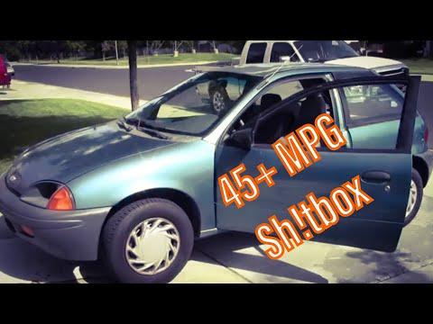 1997 Geo Metro Review