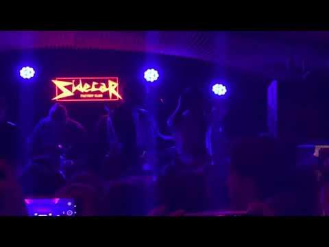 Alfred García - Que nos sigan las luces - Sala Sidecar, 1016 Tour Secret Show