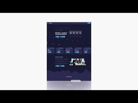 mp4 Cryptocurrency Landing Page Template, download Cryptocurrency Landing Page Template video klip Cryptocurrency Landing Page Template