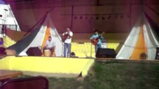 preview picture of video 'Pre Cosquin 2009 Santa Teresita - Daniel Carabajal, Pablo Ojeda, Javier Pereyra...'