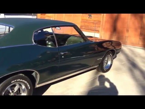 1969 Pontiac GTO for Sale - CC-753022