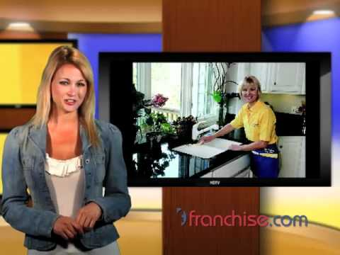 , title : 'How to buy a home cleaning maids franchise with The Maids