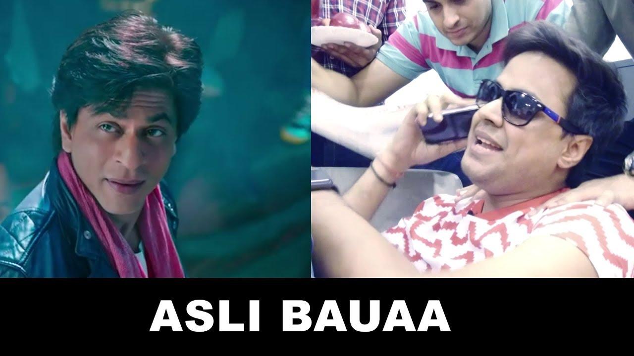 Asli Bauaa Kaun? | Zero | Shah Rukh Khan | Salman Khan